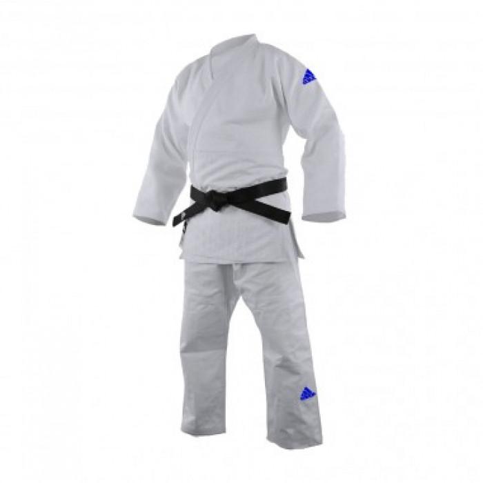 Кимоно для дзюдо Adidas Champion II Olympic White р. 190